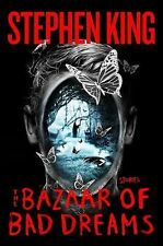 The Bazaar of Bad Dreams : Stories by Stephen King (2015, Hardcover)