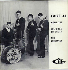 LES MESSAGERS DU DIABLE TWIST 33 FRENCH ORIG EP