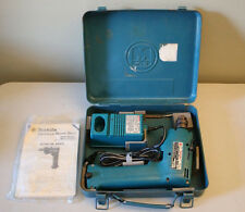 Makita Cordless Driver Drill Model 6012HD W/ Fast Charger & Metal Carrying Case
