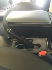 2012-2016 NISSAN VERSA & VERSA NOTE BLACK LEATHER ARMREST - 4 DOOR SEDAN ONLY!!