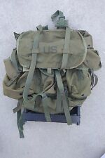 Vintage G.I. US Army Alice Pack with Frame Backpack Rucksack LC-1