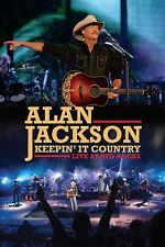 ALAN JACKSON-KEEPIN' IT COUNTRY: LIVE AT RED ROCKS (DVD) EAGLE VISION  DVD NEU