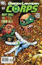 Green Lantern Corps Vol. 2 (2006-2011) #23