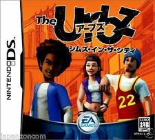 Used DS The Urbz: Sims in the City NINTENDO JAPANESE IMPORT