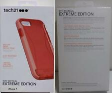 New Original Tech21 Evo Tactical Extreme Edition Rose w/Holster iPhone 7 6S & 6