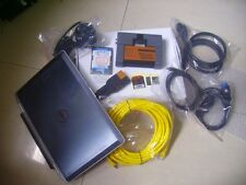 BMW ICOM A2+B+C Diagnostic & Programming Tool with Dell E6420 laptop