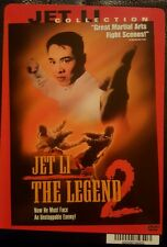 "JET LI THE LEGEND 2: Blockbuster Movie Backer Mini Poster 8""x5.5"" not movie/dvd"