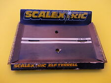 VINTAGE Scalextric c121 TYRRELL FORD 5 x scatola di cartone interni (Short BOX)
