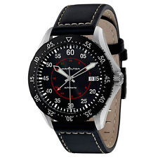 NEW Hamilton Khaki Aviation Pilot GMT Auto Men's Automatic Watch H76755735