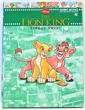 LION KING Simba's Pride Disney Movie Graphic Novel Hardback Comic Book Number 9