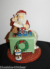 "2002 Licensed Nascar ""Santa Naughty or Nice List"""