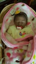 Reborn Baby Hope Limited Edition # 166/555 Worldwide By Petra Lechner