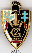 2462 - GENIE - 2e R.G.