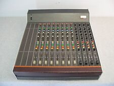 Vintage Tascam M-35EX, 12 Channel Mixer, Mixing Board Console