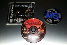 R-Type Delta **Complete, MINT CONDITION, COLLECTORS!!!** - PS1 Playstation 1 PSX