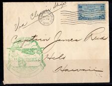 US 1935 SAN FRANSISCO HONOLULU FDC COMMERCIAL COVER PAN AM CLIPPER