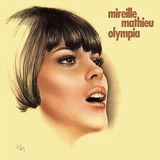MIREILLE MATHIEU - LIVE OLYMPIA 67/69 2 CD NEU