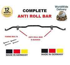 FOR VW VOLKSWAGEN GOLF MK 6 VI 5K1 AJ5 517 COMPLETE ANTI ROLL BAR + D BUSHES