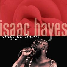 Issac Hayes Sings for Lovers Music Romance Soul R & B Cd Sealed Free Shipping!