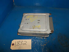 MAZDA 626 Engine Brain Box ECU 4 cyl, std emis (Fed) 00