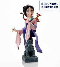 "DISNEY Grand Jester Studios ""MULAN & MUSHU"" limited Edition Figur 4046192 NEU !!"