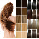 """7PCS 15"""" 18"""" 20""""Clip in Extensions Full Head 100% Remy Real Human Hair Premium"""
