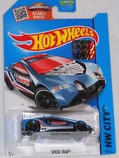 2015 HOT WHEELS RLC FACTORY SET CITY SERIES SPEED TRAP