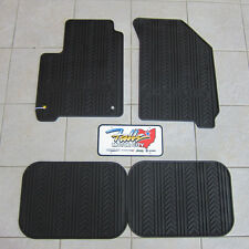 2012-2017 Dodge Journey All Weather Slush Mat Floor Mat Set Mopar OEM