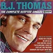 B.J. Thomas-The Complete Scepter Singles CD NEW