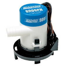 Universal 800 GPH Electric Submersible Bilge Pump - Fits Other Brand's Bases