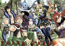 Fairy Tail 2 A3 Poster A245