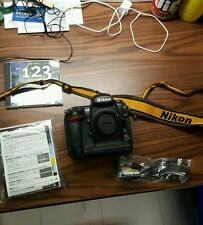 Nikon D D3 12.1 MP Digital SLR Camera - Black (Body Only)