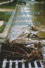 Urban Stormwater Management In The  BOOK NEW