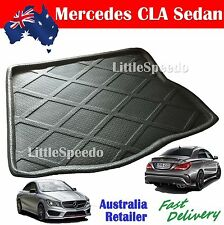 Mercedes C Class CLA Coupe / Sedan Boot liner Cargo Mat Tray Trunk Protector