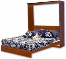 Murphy / Wall Queen, Full, Twin  Bed Woodworking Plans / Patterns on Paper