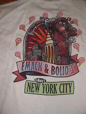 Emack & Bolio's @ Macy's New York City Ice Cream T Shirt Medium NYC King Kong
