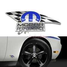 1PC Mopar Performance Auto Stickers Emblem Nameplate For Challenger Charger 300