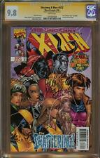 Uncanny X-Men # 372 CGC 9.8 Signature Series ADAM KUBERT