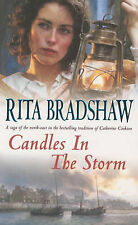 Candles in the Storm Rita Bradshaw Very Good Book