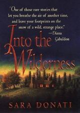 Into the Wilderness Donati, Sara Hardcover