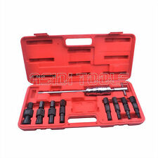 Blind Hole 9pc Slide Hammer Pilot Bearing Puller Internal Extractor Removal Kit