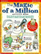 The Magic of a Million Activity Book  Grades 2-5 Scholastic Reproducibles More