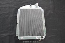 3 ROWS/ CORES  Chevy Pickup with V8 Small Block 1941-1946 ALUMINUM RADIATORS