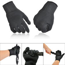 1 Pair Cut Metal Mesh Butcher Anti-cutting Breathable Work Gloves Safe Protector