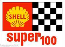 Motorsport Car Motorbike Vinyl Stickers Shell Oil Decals Rally Sport F1 Le Mans