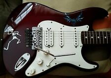 Fender stratocaster floyd rose with hard shell case