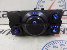ASTRA H MK5 04-10 BLUE LED HEADLIGHT SWITCH WITH REAR FOG ONLY + FREE UK POSTAGE