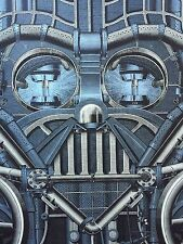 Mondo Star Wars 2010 Print King's Lead Hat Rob Jones Darth Vader Steampunk