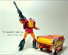 HOT ! Transformers Takara Masterpiece MP-09 MP09 Rodimus CONVOY W/TRAILER LOOSE