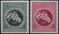 Germany's Third Reich Mi# 900-901 MNH Vienna Grand Prix 1944 **